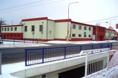 Sokolovna St. Město